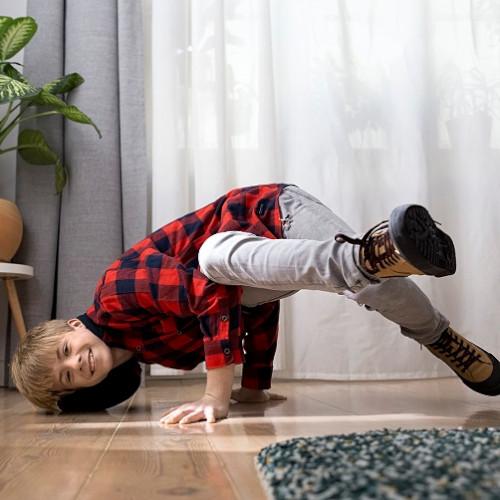 Materac Hilding Breakdance - rozwiązanie problemów ze snem u dziecka